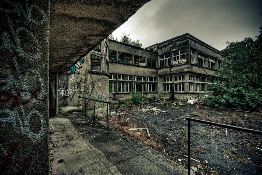 le sanatorium du vexin 6 photographie de sylvain mary