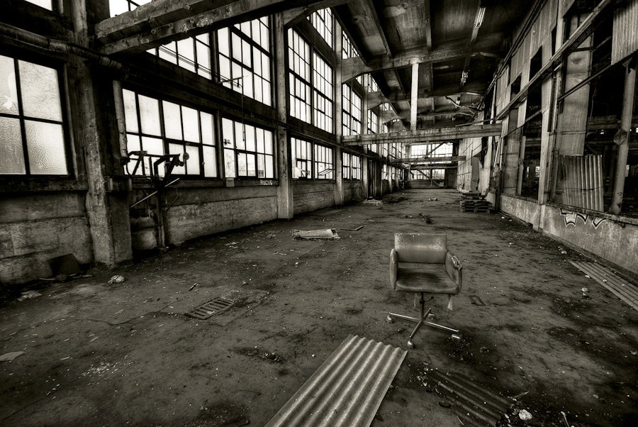 Photo Seul, usine Yorkshire - Usine Yorkshire
